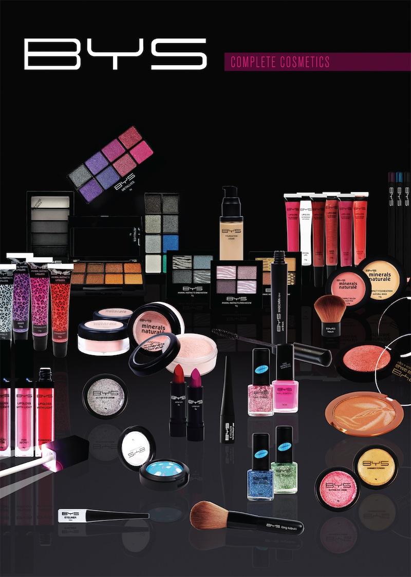 complete cosmetics OL