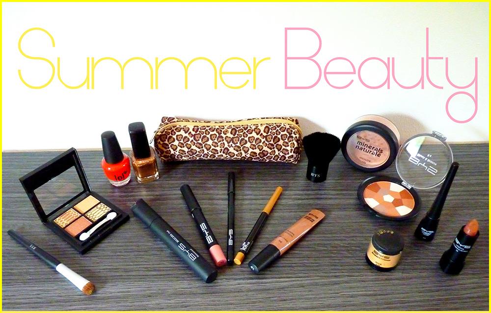 Trousse Summer Beauty