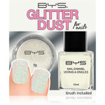 Vernis à ongles 3D Glitters BYS Maquillage