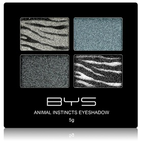 Palette Animal Instincts BYS Maquillage