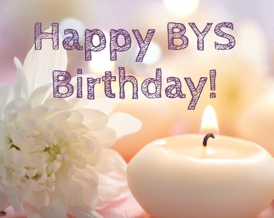 Happy BYS Birthday