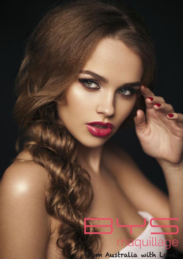 Looks adopter pour la st valentin avec un maquillage pas - Presentoir maquillage pas cher ...