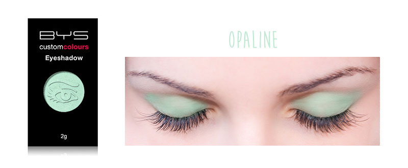 Maquillage BYS Ombre Mono Opaline