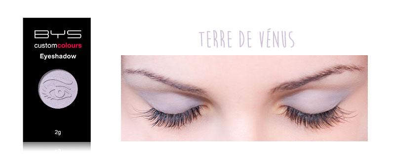 Maquillage BYS Ombre Mono Terre de Vénus