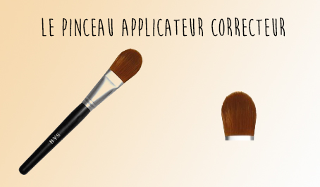 Pinceau Applicateur Correcteur BYS