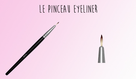 Pinceau eyeliner BYS Maquillage