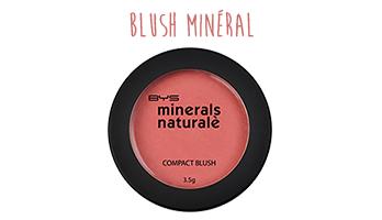 Blush minéral BYS