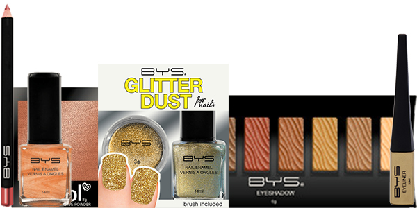 Kit Gold Maquillage pas cher BYS Maquillage