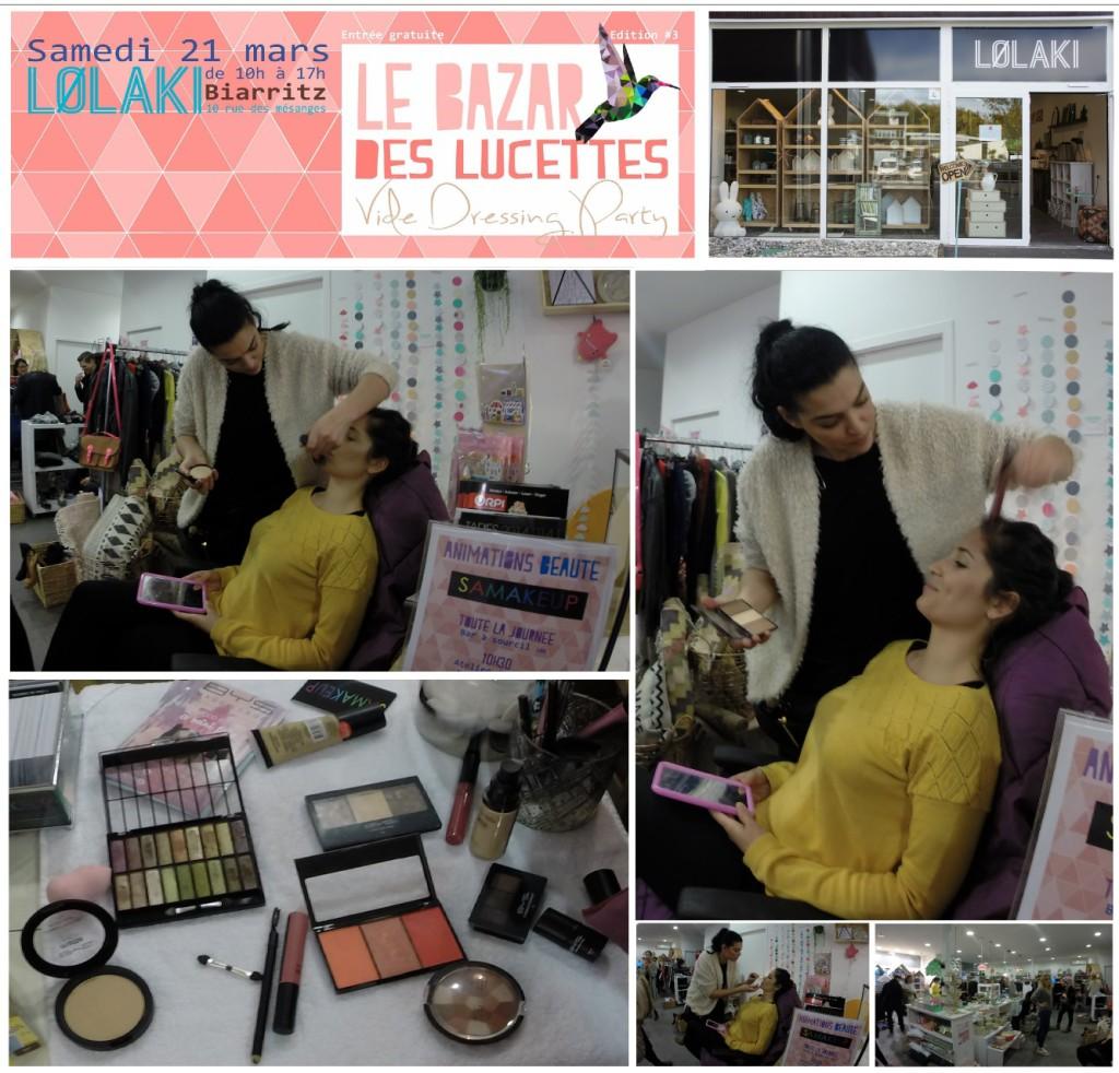 Ateliers Beauté - Bazar des Lucettes