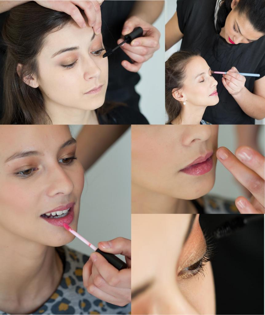 Yeux et lèvres BYS Maquillage