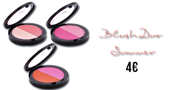 Blush Duo Summer BYS
