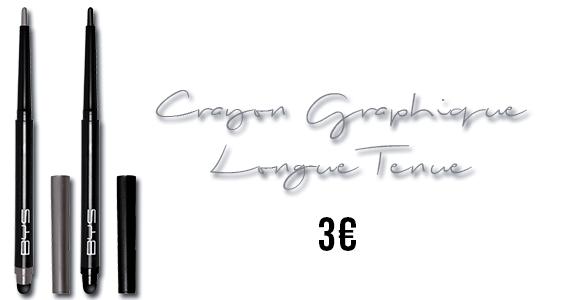 Crayon Graphique longue tenue BYS