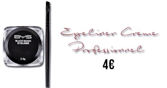Eyeliner Creme Professionnel BYS