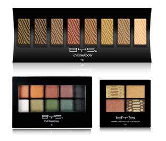 Palette Yeux BYS