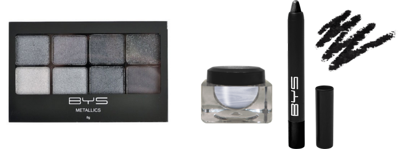 maquillage-smokey-eye-metallique-produits-bys